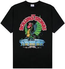 Smashing Pumpkins Merchandise T Shirts by Amazon Com Rolling Stones Dragon Tongue T Shirt Clothing