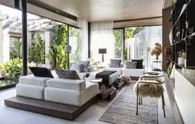 100 In Home Design Small Open Plan With JungleLike Botanical Decor