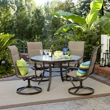 Ty Pennington Patio Furniture Parkside by Garden Oasis Miranda 5 Piece Dining Set Shop Your Way Online