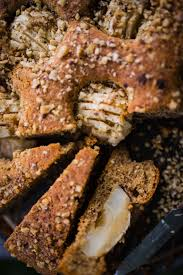 herbstglück einfach köstlicher apfel walnuss kuchen