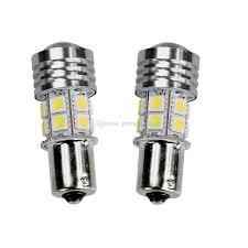 led car light bulb r5 1156 ba15s 12smd 1141 12v 10w white