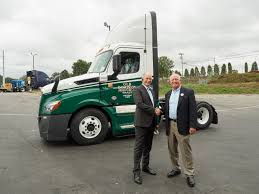 Old Dominion Drives Its 15,000th Freightliner Truck Off Assembly ...