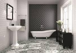 badezimmer fliesen 2015 muster fussboden idee monochrom