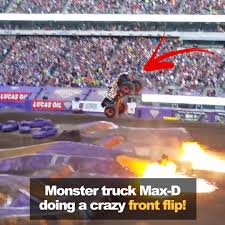 Viral TRND - Monster Jam. | Facebook Worlds First Monster Truck Front Flip Jumps Apk Download Free Adventure Game For Maximize Your Fun At Jam Anaheim 2018 Does Successful 96x Rock St George Theorizing The Web On Twitter Ttw Congrulates Lee Odonnell Hot Wheels Frontflip Takedown Samko And Miko Toy Abc Open Truck Flip Over From Project Pic Stock Photos Images Ever Competion Front Coub Gifs With Sound Record Breaking Stunt Attempt At Levis Stadium