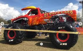 100 El Toro Monster Truck Loco Team Scream S Wiki FANDOM Powered By