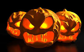Scary Wolf Pumpkin Carving Patterns by Scary Pumpkin Carving Simple Yet Scary Pumpkin