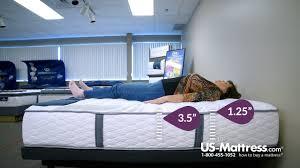 Dreamfoam Bedding Ultimate Dreams by Serta Perfect Sleeper Elite Mendelson Ii Luxury Firm Mattress