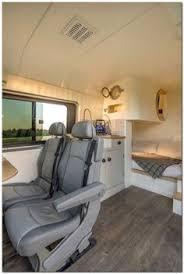 60 Simple But Cozy Camper Van Interior Ideas