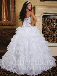 online shop pure white quinceanera dresses 2015 girls sweetheart