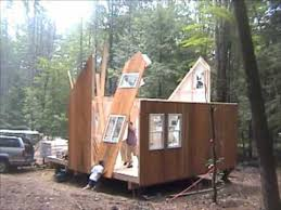 where to build a small house youtube
