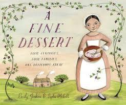 Sophie Blackall Depicting Slavery In A Fine Dessert