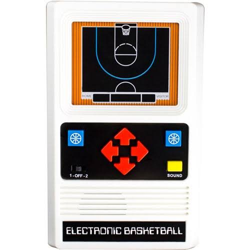Handheld Electronic Basketball Game