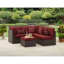 exterior cushion for patio furniture and walmart patio cushions