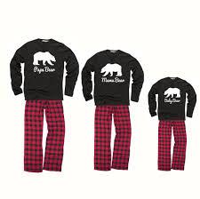 family elf pajamas matching family christmas pajamas popsugar