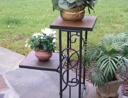 Outdoor Patio Plant Stands by Plant Planters Outdoor Favorite Outdoor Planters Metal U201a Exotic