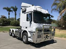 2014 Mercedes Benz 2655 Actros (White) For Sale In Regency Park At ...