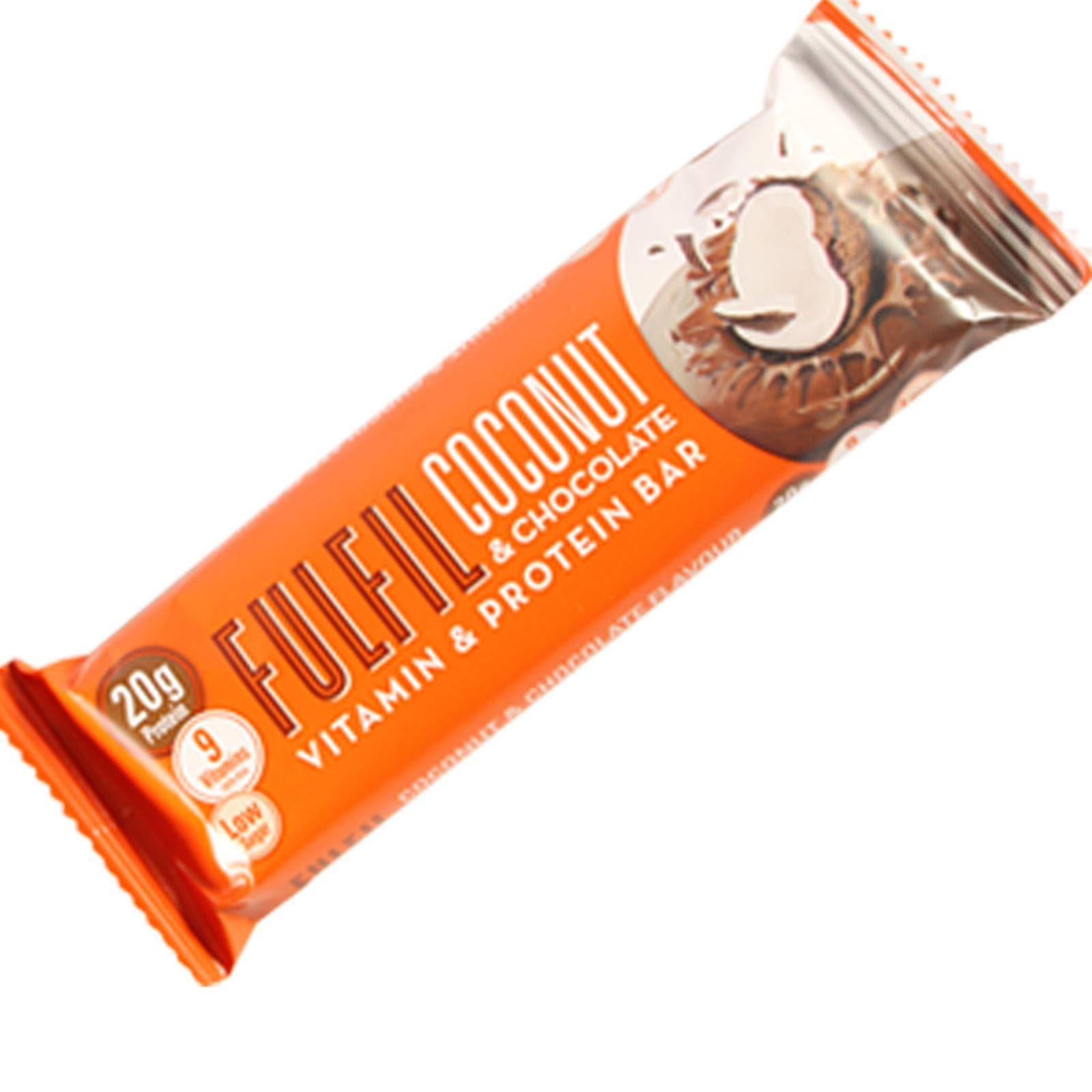Fulfil Vitamin & Protein Bar - Coconut & Chocolate, 55g