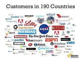 Customers in 190 Countries 13