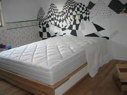 ikea mandal bed and memory foam matress once again with feeling