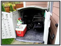 rubbermaid horizontal storage shed 32 cubic ft home design ideas