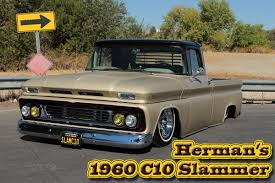 100 1960 Chevy Truck Riding Low Hermans Custom Chevrolet Pickup Beyond The