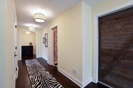 hallway flush mount lighting home lighting design