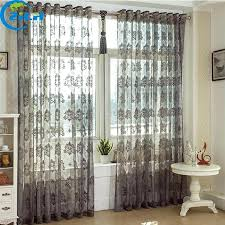 Crushed Voile Curtains Grommet by Voile Sheer Curtains Perfect Embroidered Sheer Curtains And Sheer