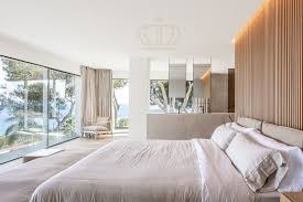 top modern villa in costa den blanes with review above