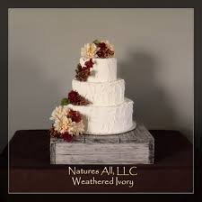 14 Rustic Wedding Cake Stand Personalized Option