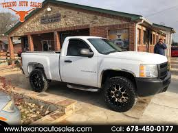 100 2007 Chevy Truck For Sale Buy Here Pay Here Chevrolet Silverado 1500 For In