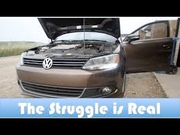 jetta mk6 drl and marker lights how to replace