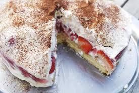 erdbeer tiramisu torte limas world