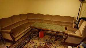 70er jahre wohnzimmer garnitur