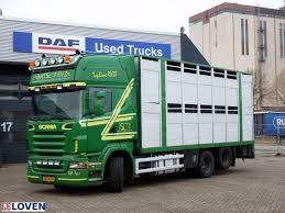 100 Cattle Truck For Sale SCANIA R420 LB 6x2 MNA Livestock Trucks For Sale Cattle Truck From
