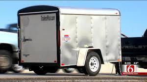 Theft Victim's Son Spots Stolen Trailer On Interstate 44 In Tuls ...