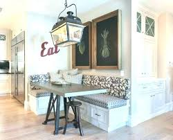 Kitchen Table Booths Dining Room The Most With Booth Seating Brilliant