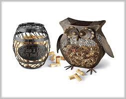 Owl Kitchen Decor Set