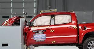 100 Insurance For Trucks Popular Pickup Trucks Receive Poor Scores In Crash Tests