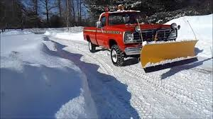 1973 Dodge Sno-Fiter Power Wagon - YouTube