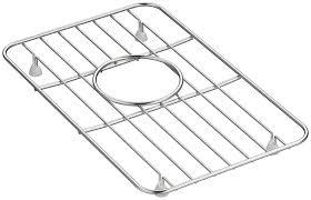 Kohler Whitehaven Sink Accessories by Kohler K 5874 St Whitehaven Sink Rack Small Stainless Steel
