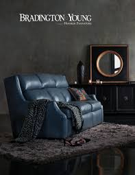 Bradington Young Leather Sectional Sofa by Furniture Catalogs Bradington Young