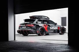 The Jon Olsson Audi RS6 DTM Is The Best Wagon You ll See This Year