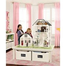 Raleigh Dollhouse Playroom