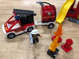 Lego DUPLO Fire Station 6168 | In Durham, County Durham | Gumtree Lego Duplo 300 Pieces Lot Building Bricks Figures Fire Truck Bus Lego Duplo 10592 End 152017 515 Pm 6168 Station From Conradcom Shop For City 60110 Rolietas Town Buildable Toy 3yearolds Ebay Walmartcom Brickipedia Fandom Powered By Wikia My First Itructions 6138 Complete No Box Toys Review Video