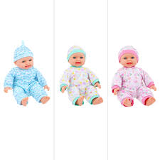 Tinkers 35cm Baby Doll Assorted BIG W