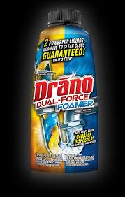fight the gunk clogging your bathroom drains drano