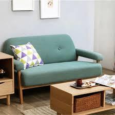 nordic schlafzimmer kleine wohnung ikea sofa stoff einfache einzelnen japanischen stil holz garten sofa stuhl