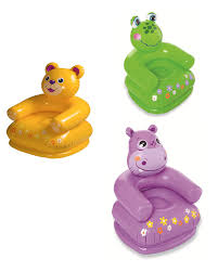 Intex Inflatable Sofa Corner by Buy Intex Inflatable Pvc Animal Chair Color May Vary Online At