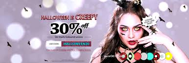 White Halloween Contacts Prescription by Pinkyparadise Shop Circle Lenses Colored Contacts U0026 Beauty