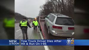 Tow Truck Driver Killed In Hit-Run On I-95 - YouTube Commercial Drivers License Wikipedia Tow Truck How To Be A Driver Ive Never Seen A Think So Hard About Wther He To Become In Ontario Jury Awards 20m Man Who Lost Eye Driving Tow Truck Summit New Rules For Towtruck Or Vehiclestorage Services The Star Driver Removing This Car From Ez8 Motel Where Was Killed On The Job Boston Herald Drivers Pay Respects Fallen Colleague Nbc York Julian Harrison Fotos Dies Miami Blvd Wreck